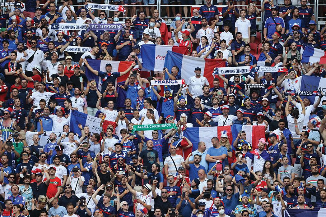 La France se fait peur en Hongrie, l'Allemagne corrige le Portugal