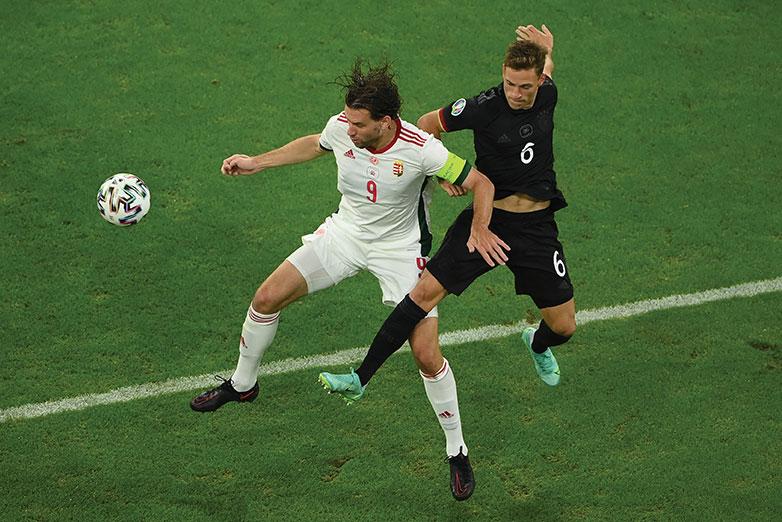 L'Allemagne qualifiée aux forceps en arrachant un nul à la Hongrie