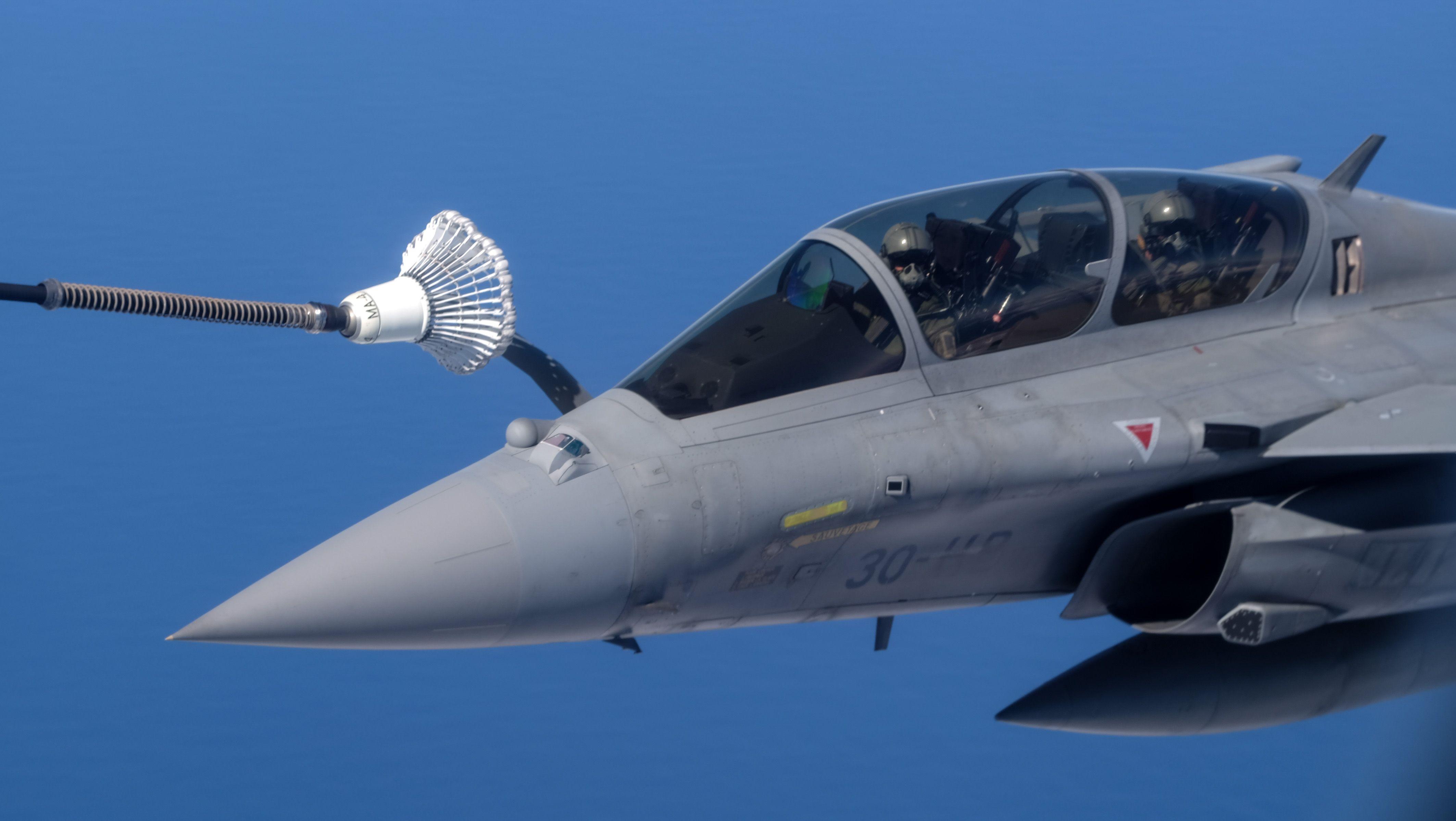 Le plein de supersoniques