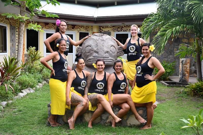 Les Marquisiens de Ua Pou habités par la danse