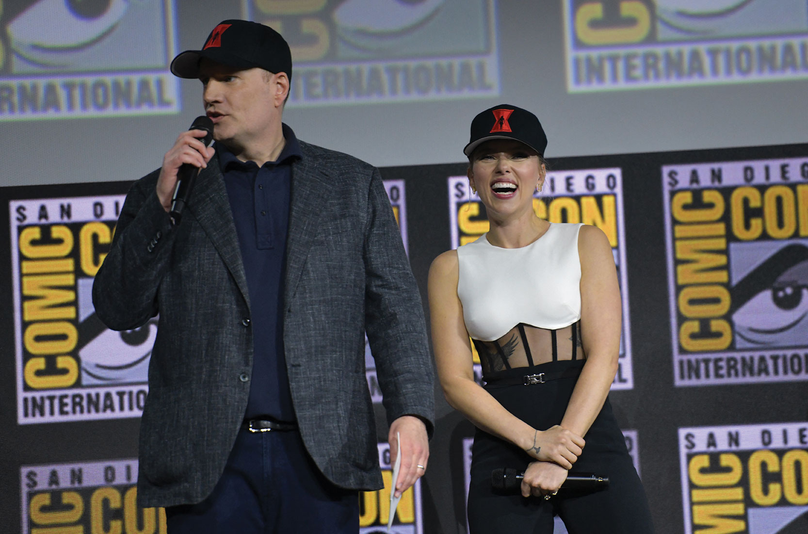 """Le retour de """"Black Widow"""" sur le grand écran, un test pour les studios Marvel"""