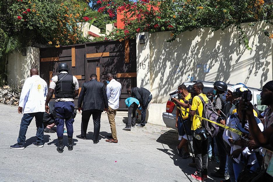 Haïti traque les assassins du président Moïse et s'enfonce dans le chaos