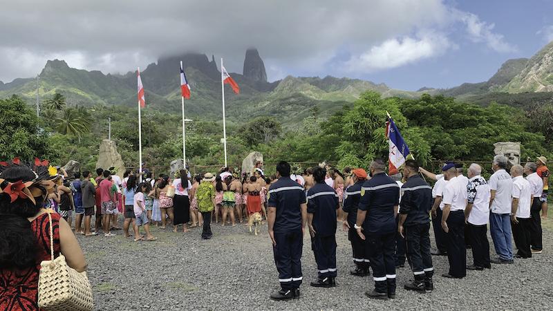 La tradition perpétuée à Ua Pou pour le 14-juillet