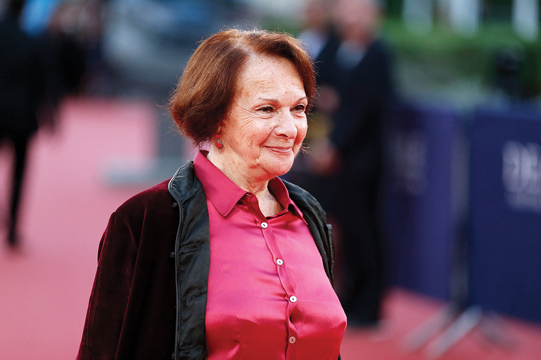 """Décès de Françoise Arnoul, la """"Nini"""" de """"French Cancan"""" de Renoir"""