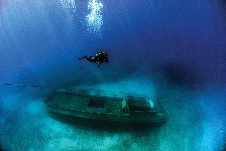 A Chypre, bientôt une immersion sous-marine numérique des récifs et épaves de l'île