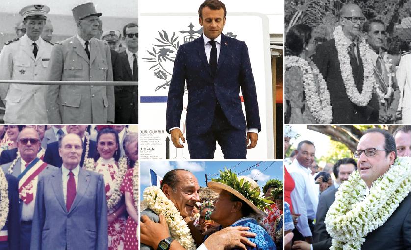 Emmanuel Macron, le sixième