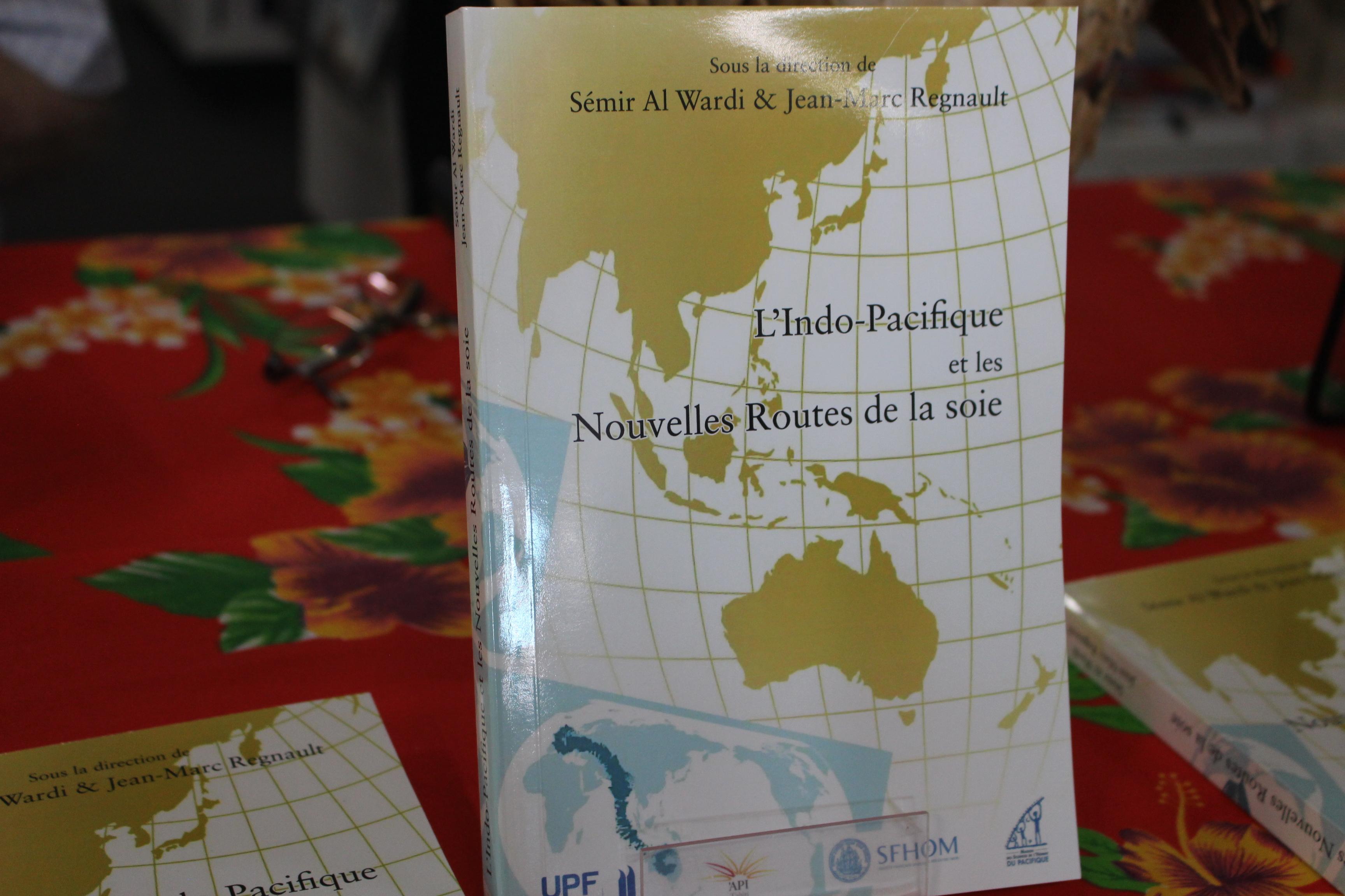 Les enjeux de l'Indo-Pacifique par Regnault et Al Wardi