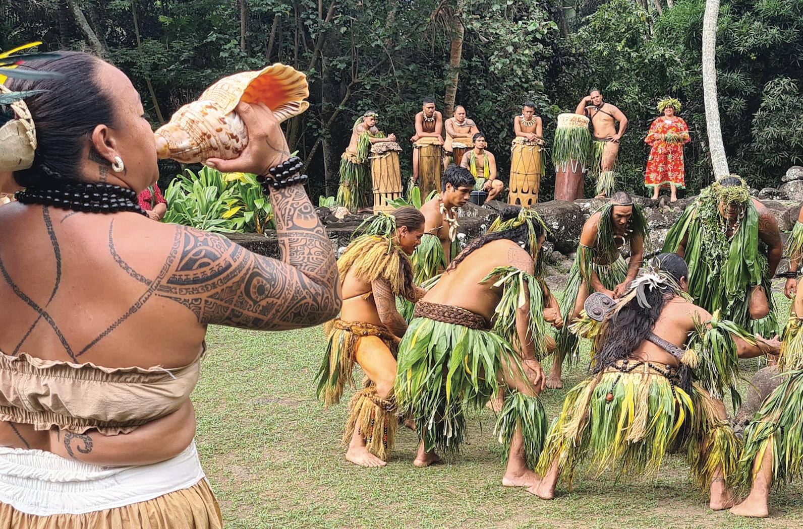 A Upeke, pour sentir la culture marquisienne