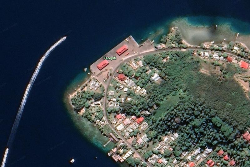 Le quai de Farepiti à Bora Bora bientôt reconstruit