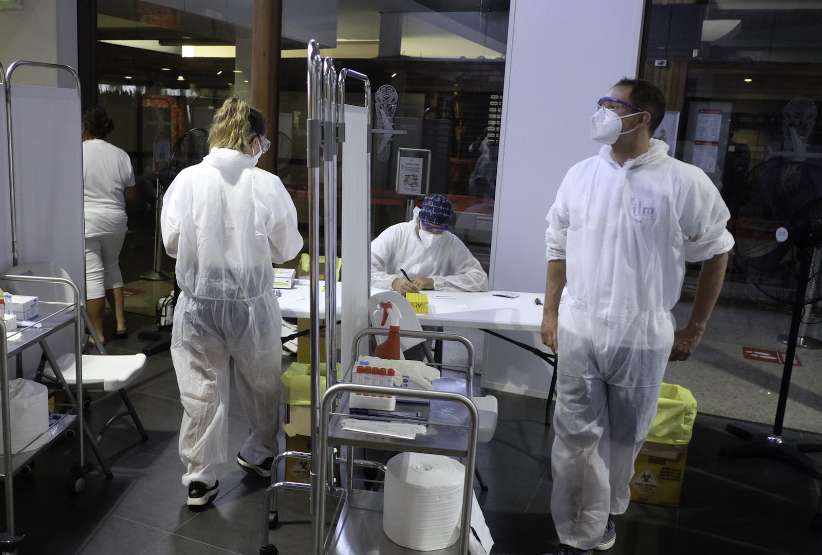 Un recours contre les restrictions à l'entrée en Polynésie pour les non-vaccinés