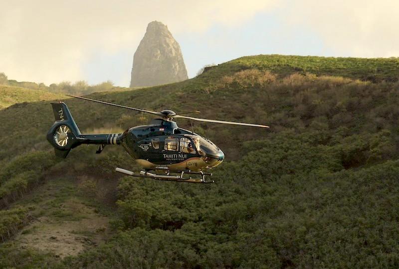 Un contrat de sous-traitance a été signé entre Tahiti Air Charter et Tahiti Nui Helicopters pour les 3 prochains mois.