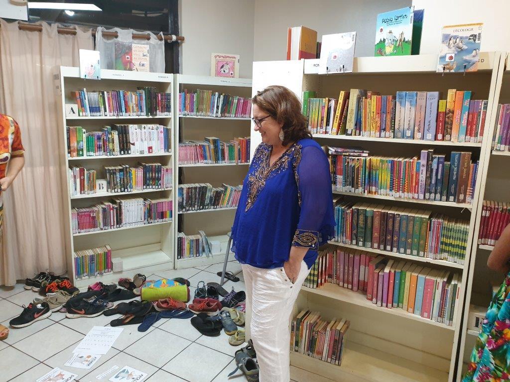 Sophie Baptendier booste la lecture jeunesse