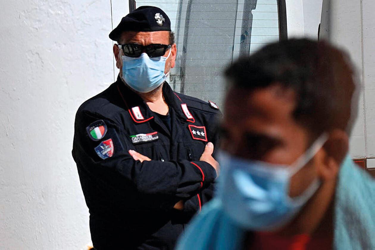 Italie : le pass sanitaire étendu
