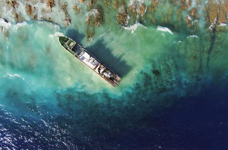 Une nouvelle mission d'expertise sur l'épave à Anuanurunga