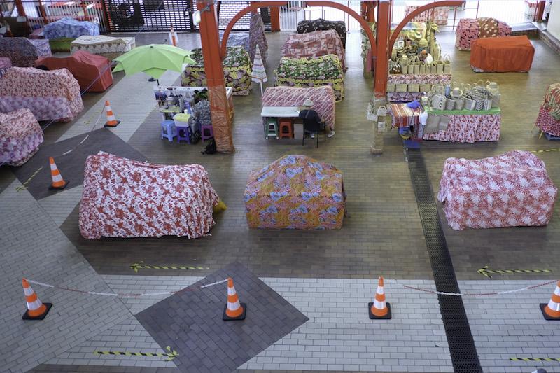 Le marché de Papeete fermé samedi, mais ouvert dimanche
