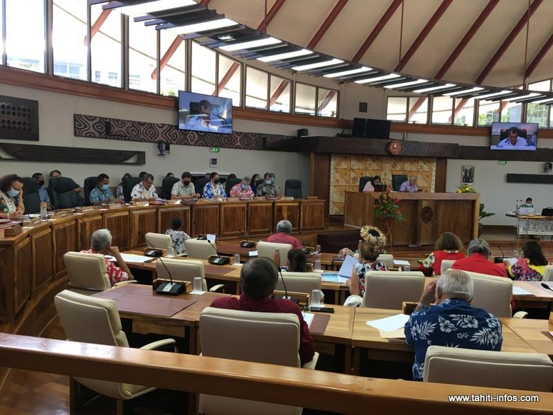 L'assemblée vote l'obligation vaccinale