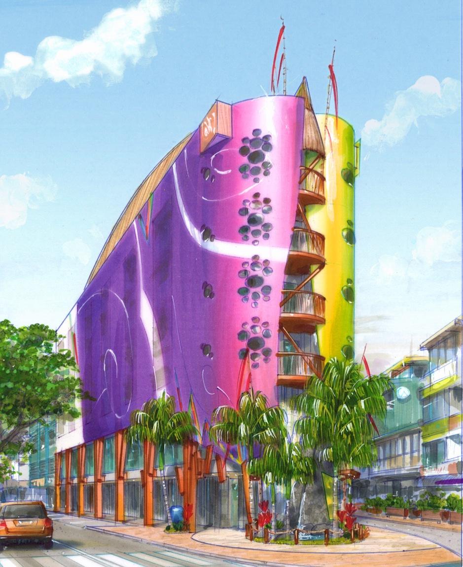 833 millions pour le lifting de l'ex-hôtel Prince Hinoï