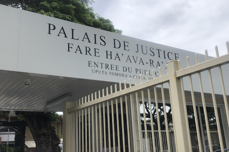 Le trafiquant d'ice Fred Garbutt expulsé des Etats-Unis vers Tahiti
