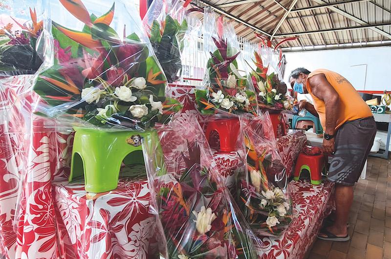 Pour retrouver le marché, les fleuristes doivent payer