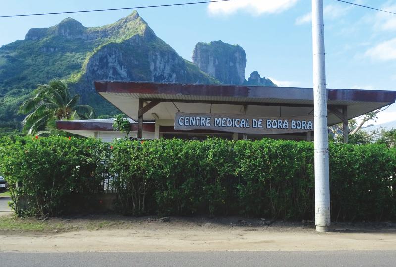 Covid : Situation stable à Bora Bora