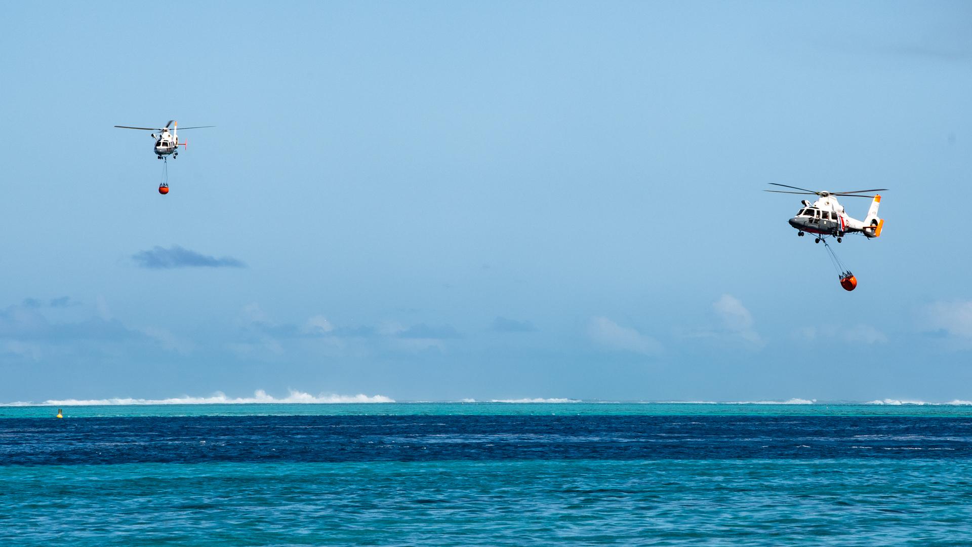 Crédit photo : Forces armées en Polynésie française