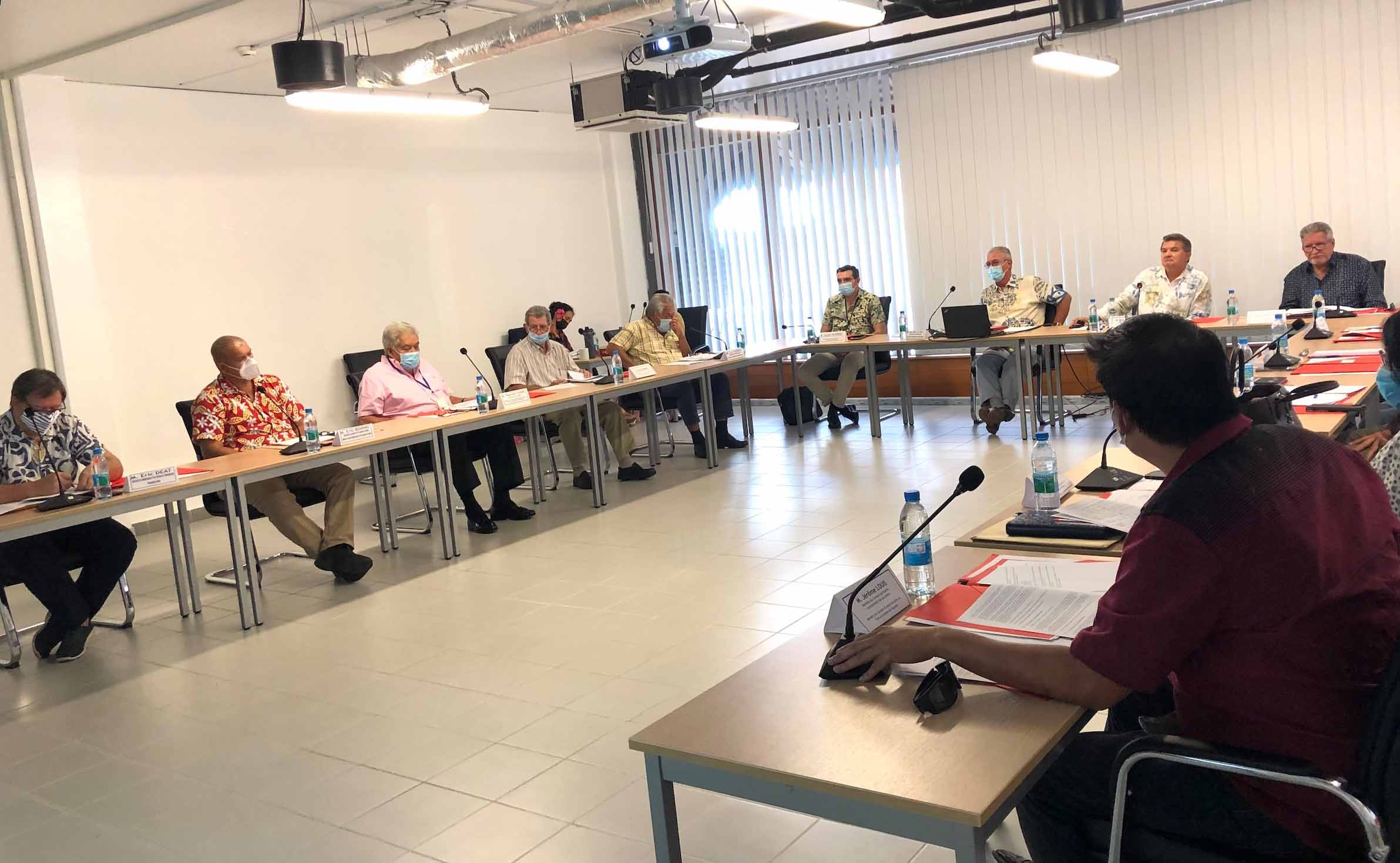 Le Port autonome verse 300millions de Fcfp au Pays pour la lutte contre le Covid-19