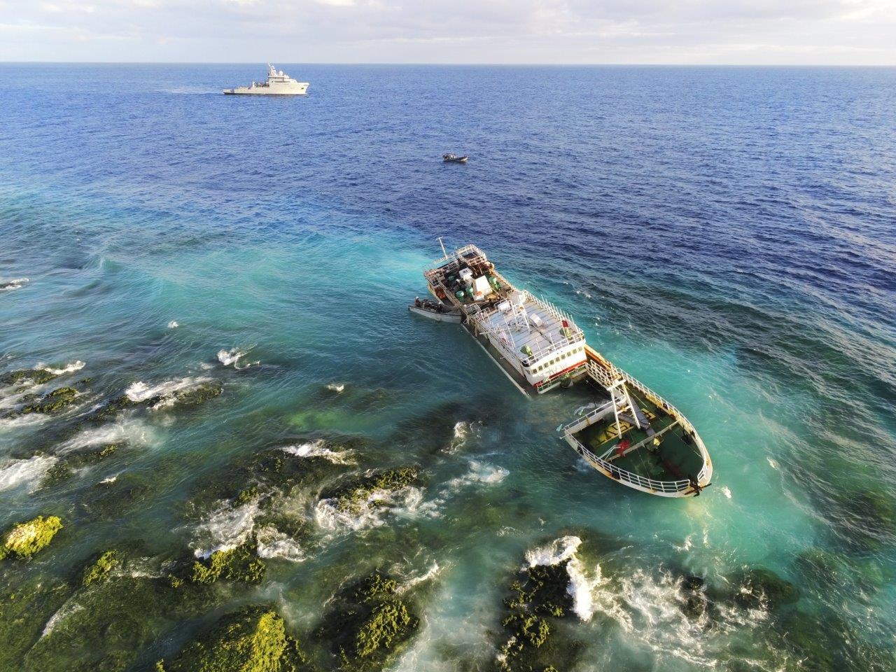Anuanurunga :  Jugement reporté et marins libres