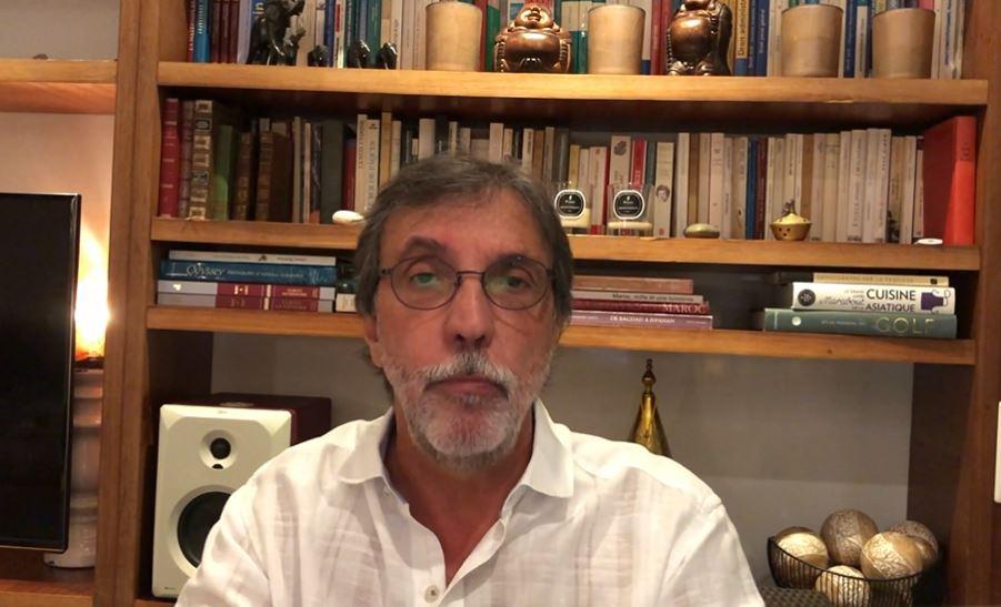 Nedim Al-Wardi, le président du Conseil de l'ordre des médecins.