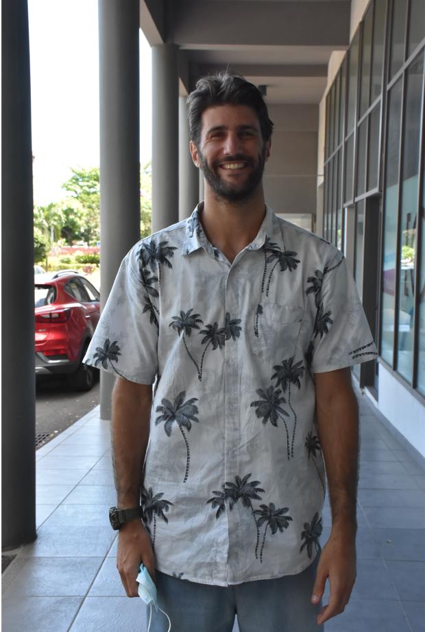 Fondateur de Nīnamu Solutions, Jonathan Biarez espère bien développer sa jeune entreprise.