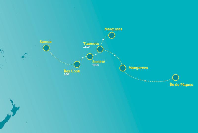 Le peuplement de la Polynésie raconté par l'ADN
