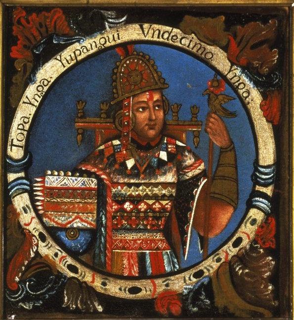 Durant la première partie de sa vie, Tupac Yupanqui étendit son royaume qu'il administra par la suite avec méthode et discipline. Sa conquête de l'Amazonie fut son seul grand échec.