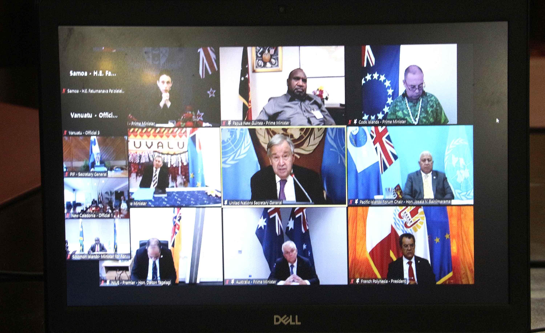 Les membres du Fip parlent climat et Covid avec l'ONU