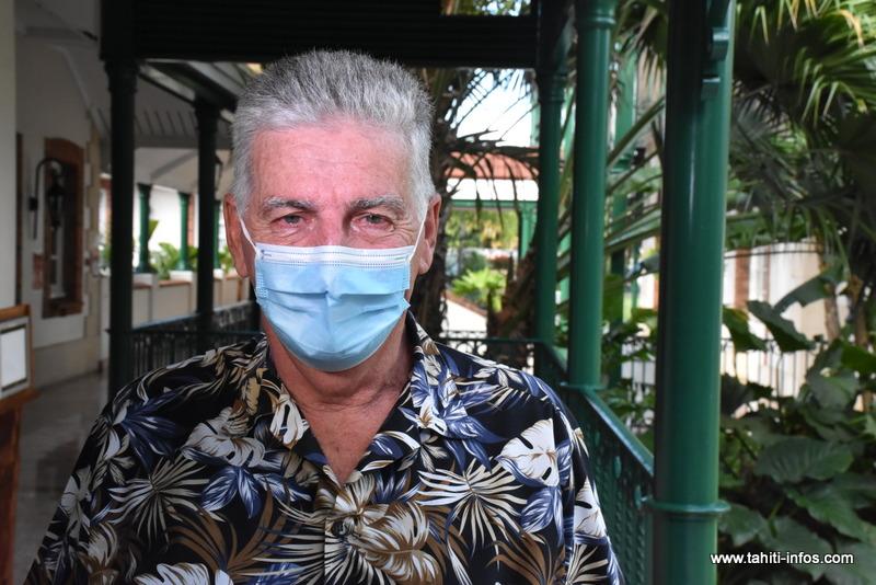 L'immunité naturelle, pas fiable pour Jacques Raynal