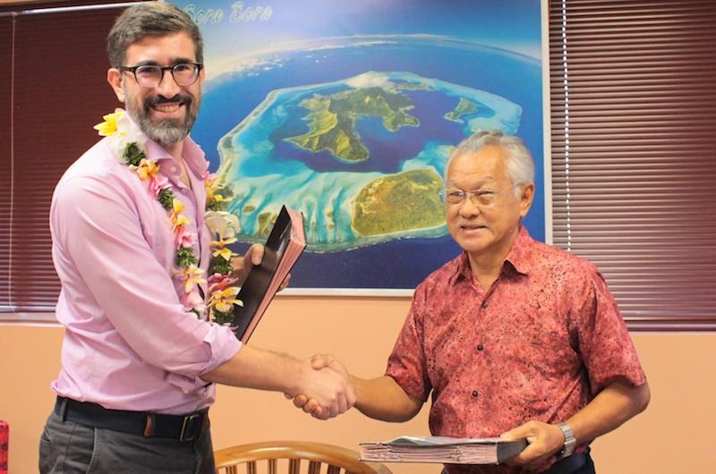 Bora Bora met 500 millions sur la transition énergétique