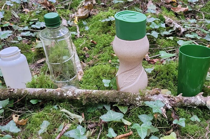 Une solution pour des îles sans plastique
