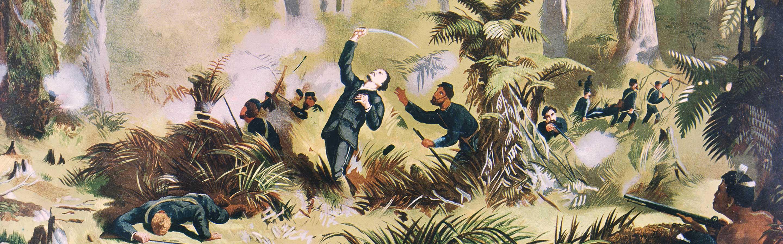 Il faut croire que le militaire Tregear fut à la hauteur puisqu'il fut décoré pour services rendus pendant les guerres auxquelles il participa contre les Maoris.