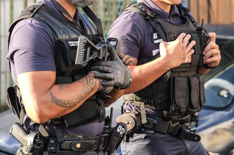 Un trafic d'ice démantelé à Papeete, des armes saisies