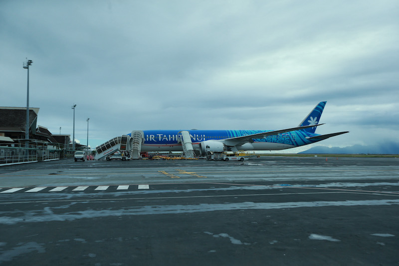 Air Tahiti Nui reprend son Tahiti-Los Angeles-Paris le 16 novembre