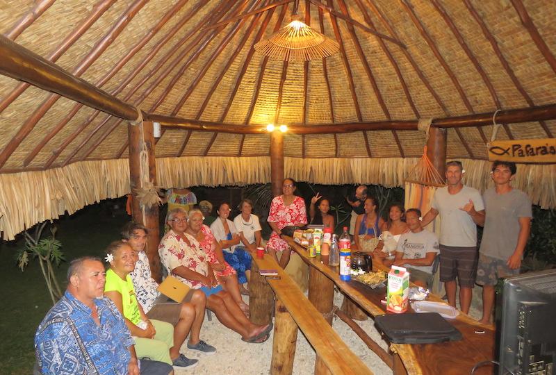 Le Cascem, collectif d'associations de Moorea a organisé une conférence de presse lundi soir.