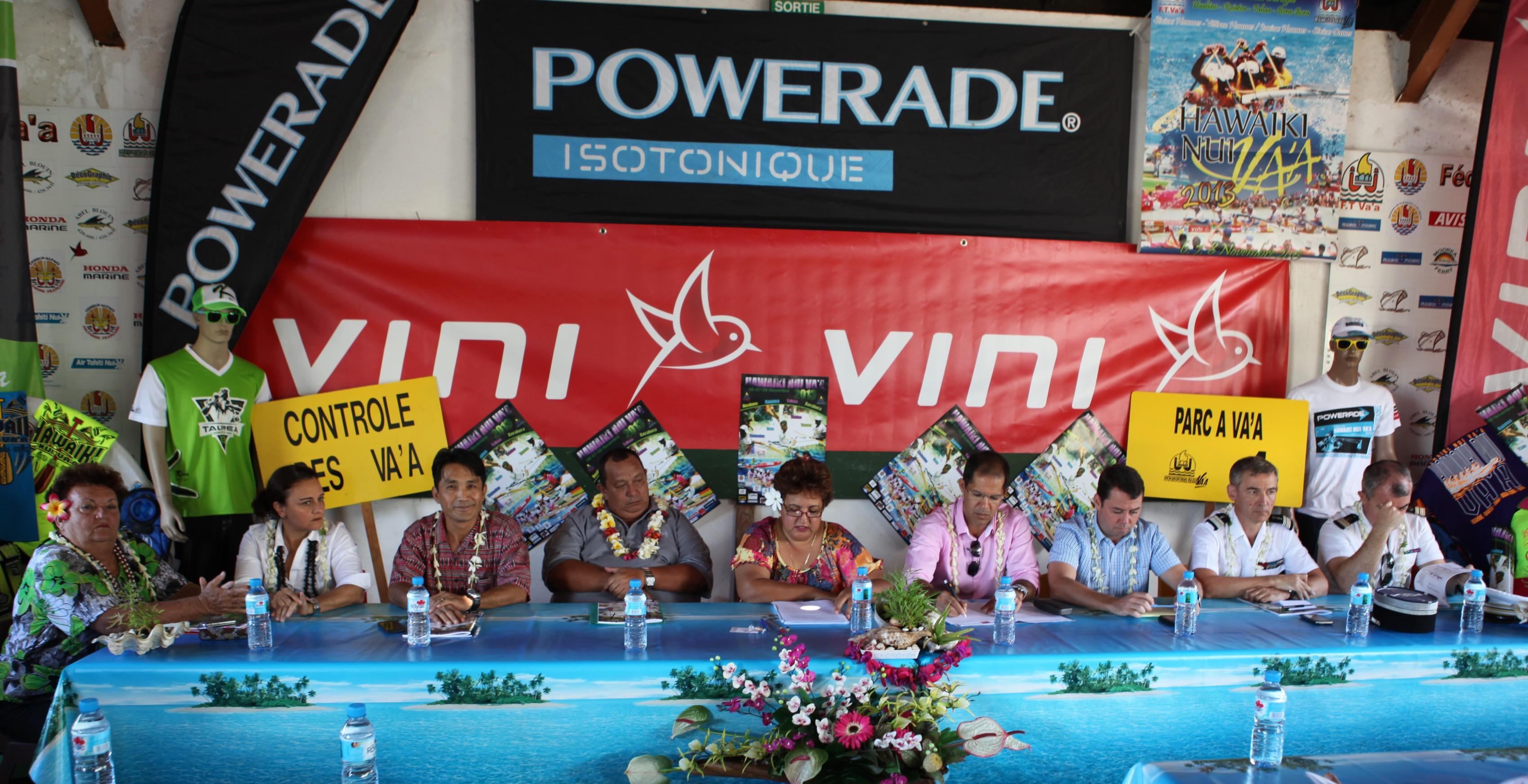 Hawaiki Nui Va'a : Top départ mercredi prochain à Huahine