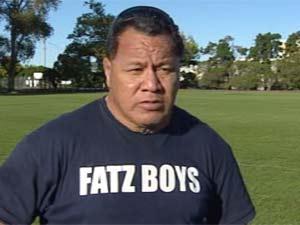 Samoa - Décès de Peter Fatialofa, héros du rugby samoan
