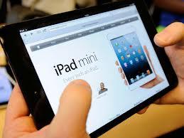 Apple met en vente son nouvel iPad mini