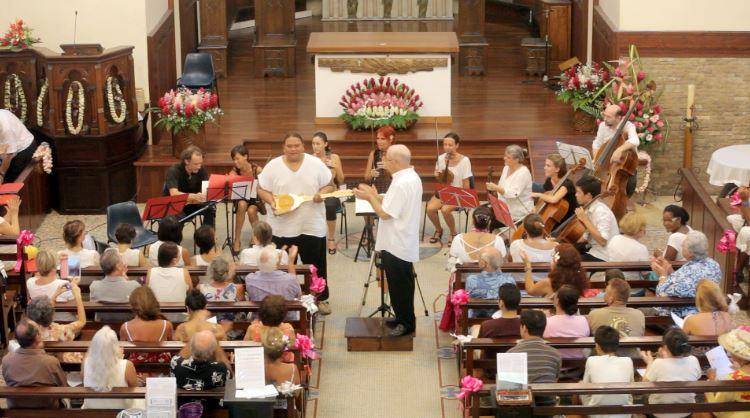 Concerts VIVALDI : Ukulele classique et chants : une Première réussie
