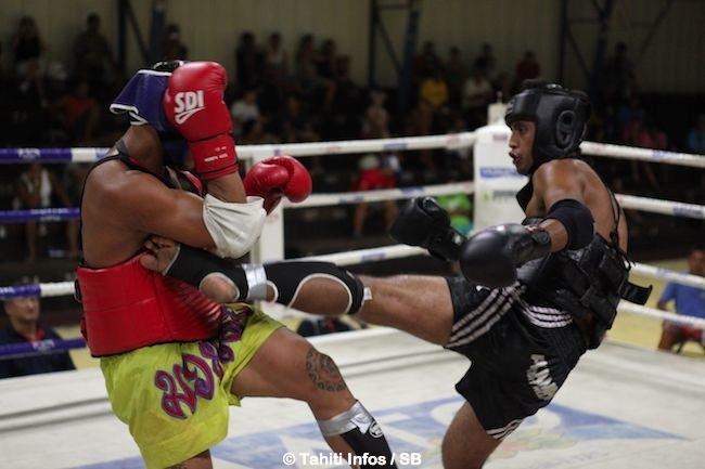 Championnat de Tahiti de Boxe Thaï – une après midi percutante !