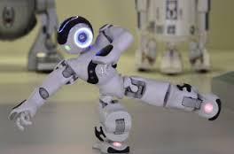 Chiens-robots, droïdes danseurs et automates bavards s'installent à Madrid