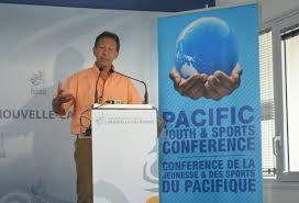 N-Calédonie: conférence de la jeunesse et des sports du Pacifique