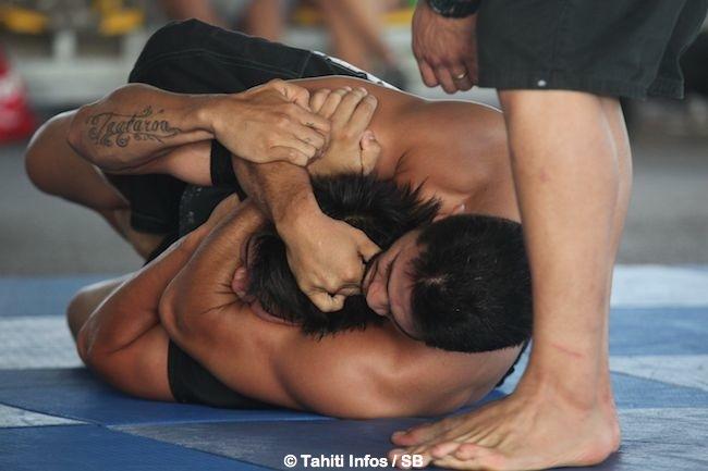 Brazilian Jiu Jitsu – Matuanui Philippe gagne le tournoi 'Justap'