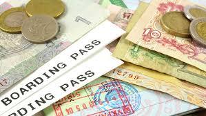 USA: la petite monnaie oubliée aux contrôles dans les aéroports s'amoncelle