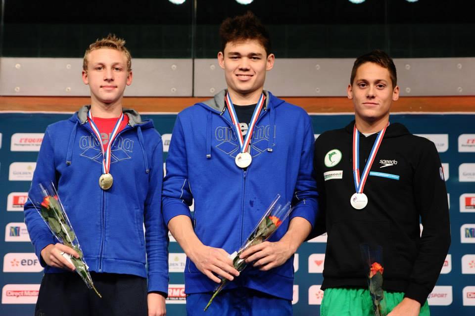 Championnats de France de natation petit bassin à Dijon: belles performances pour nos nageurs tahitiens expatriés en métropole