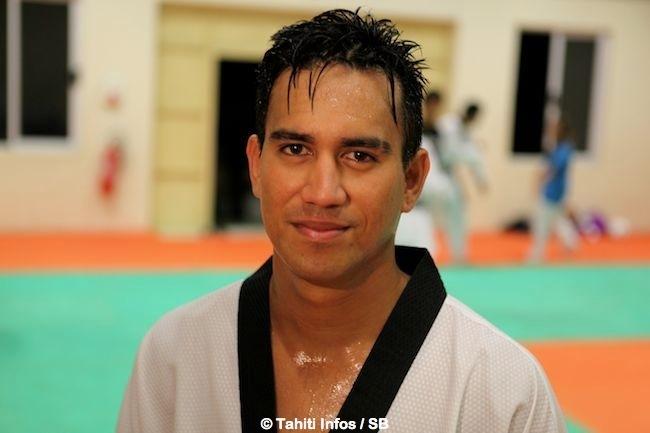 Taekwondo : le point avec Remuera Tinirau, à dix jours du Tournoi de Paris
